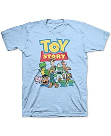 Little Boys Toy Story Group T-Shirt
