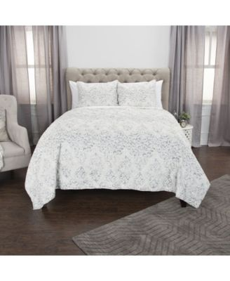 Riztex USA Astrid Twin XL 2 Piece Quilt Set