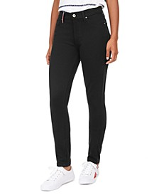 TH Flex 5-Pocket Skinny Ponté Pants