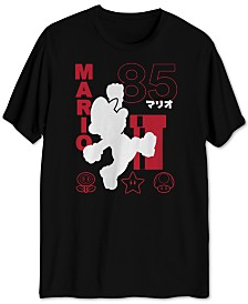 Mario Super Star Men's Graphic T-Shirt