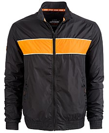 Superdry Men's Academy Clubhouse Jacket