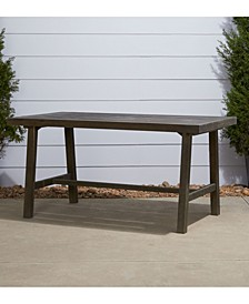 Renaissance Outdoor Patio Picnic Dining Table