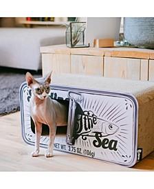 Sardine Cardboard Cat Scratcher