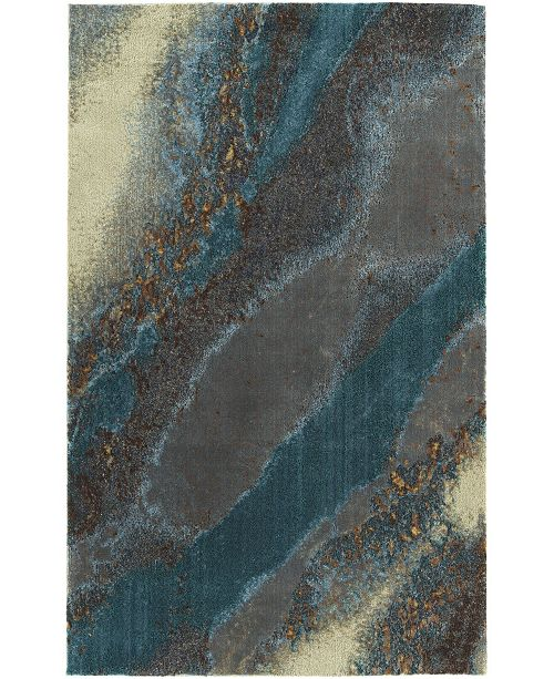 """D Style Synthesis Syn7 Moonstruck 7'10"""" x 10'7"""" Area Rugs"""