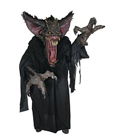 Men's Gruesome Bat Creature Reacher Adult Costume