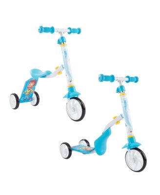 Lil' Rider 2-in-1 Convertible Scooter