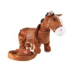 Happy Trails Animated Plush Horse Toy