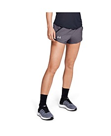 Women's Fly-By Mini Running Shorts