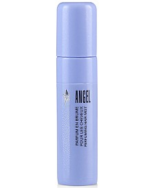 Receive a Free ANGEL Hair Mist with any $150 purchase from the Mugler fragrance collection