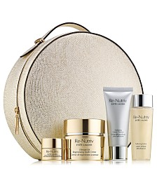 The Secret of Infinite Beauty Ultimate Lift Regenerating Youth Collection for Face, 5-Pc. Set.