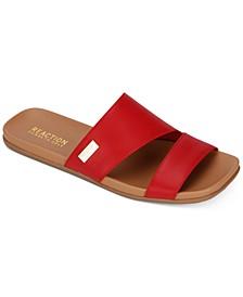 Women's Cutout Flat Sandals