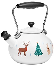 Martha Stewart Collection 2-Qt. Tea Kettle, Created for Macy's