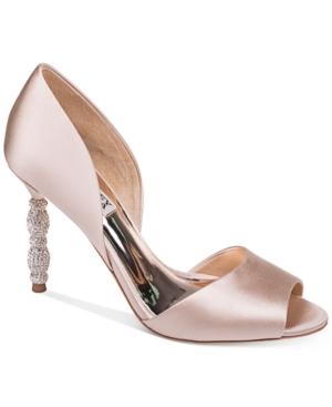 Badgley Mischka Elegance Evening Shoes Women's Shoes
