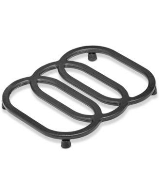 Oval Cast Iron Trivet, Created for Macy's