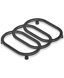 Oval Cast Iron Trivet, Created for Macy's