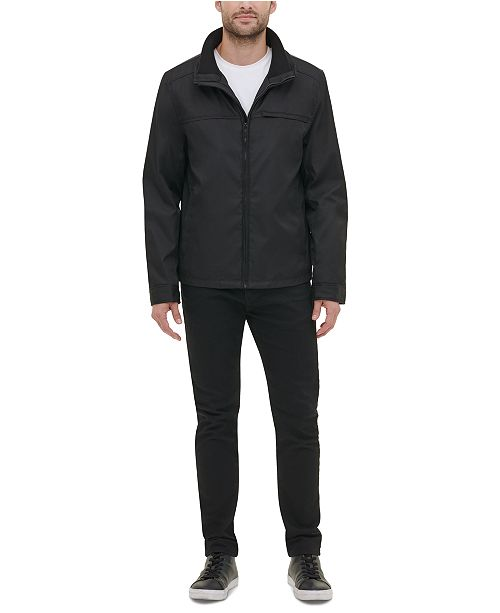 Kenneth Cole New York Men's Bonded Jacket