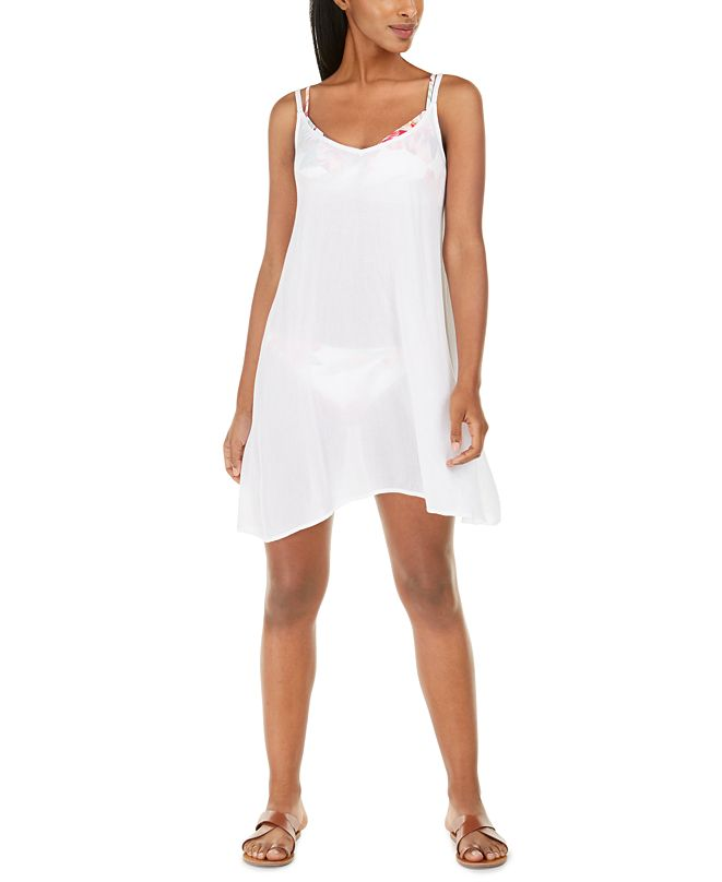 Roxy Juniors' Be in Love Cover-Up Dress