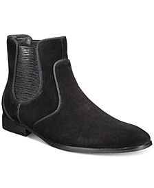 INC Men's Ziggy Chelsea Boots, Created For Macy's