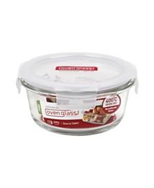 Lock n Lock Purely Better™ Glass 12-Oz. Round Food Storage Container