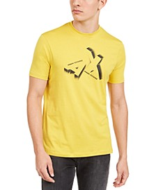 Men's Toppled Logo T-Shirt
