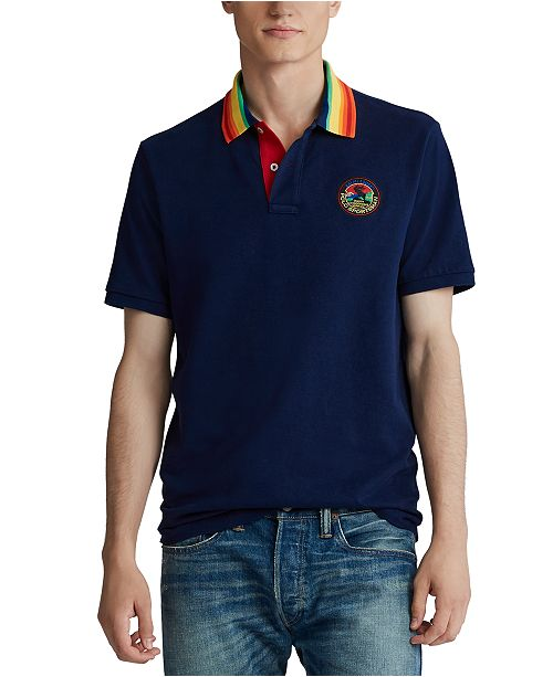 Polo Ralph Lauren Men's Classic Fit Sportsman Polo Shirt