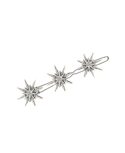 Soho Style Swarovski Crystal Starburst Hair Barrette