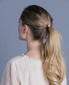 Soho Style Crystal Ball Ponytail Holder
