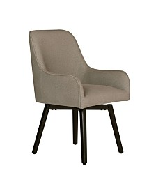 Studio Designs Home Spire Luxe Swivel Chair