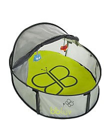 Bbluv Nido Mini 2 in 1 Travel Play Tent