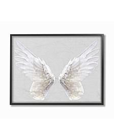 """Gray Wings Framed Giclee Art, 11"""" x 14"""""""