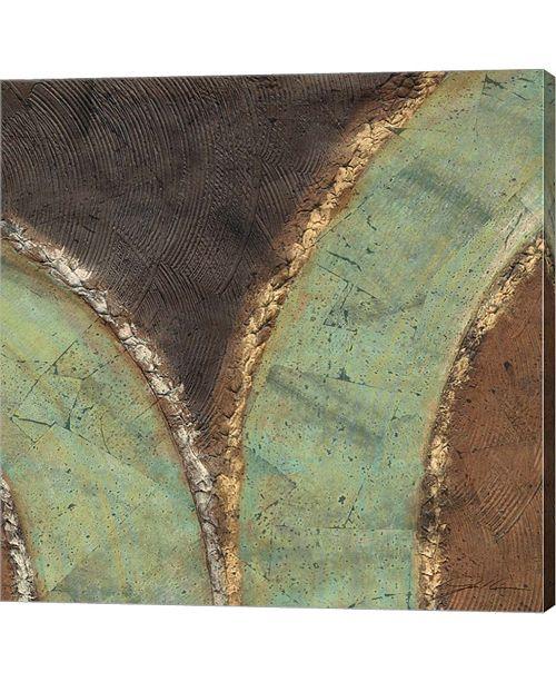 """Metaverse Pathways II by Jason Higby Canvas Art, 24"""" x 24"""""""