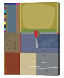 """Metaverse Friday by Nathaniel Mather Canvas Art, 26"""" x 36"""""""