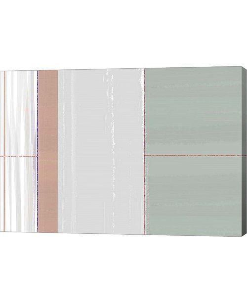 "Metaverse Abstract Light 3 by Naxart Canvas Art, 28.5"" x 20"""
