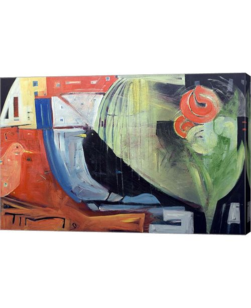 "Metaverse Romantic Interlude by Tim Nyberg Canvas Art, 24.25"" x 16"""