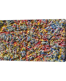 "Abstract 1 by Mark Lovejoy Canvas Art, 30.25"" x 20"""