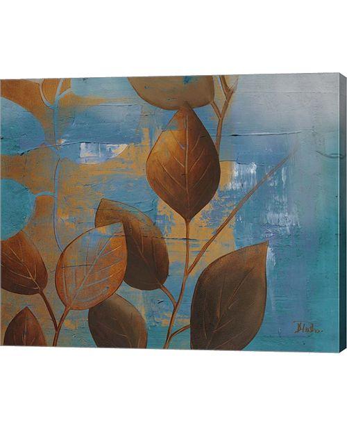 "Metaverse Eco Blue I by Patricia Pinto Canvas Art, 24.25"" x 20"""