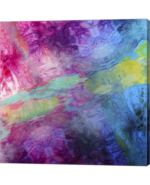 """Metaverse Color Theory by Color Bakery Canvas Art, 24"""" x 24"""""""