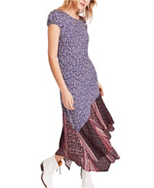 Free People Aurelia Midi Dress