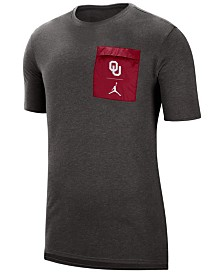 Jordan Men's Oklahoma Sooners Tech Cool T-Shirt