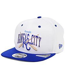 Kansas City Royals Retro Bats 9FIFTY Cap