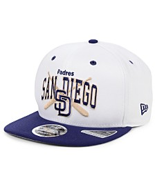 New Era San Diego Padres Retro Bats 9FIFTY Cap