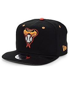 New Era Arizona Diamondbacks Orange Pop 9FIFTY Cap