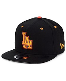 Los Angeles Dodgers Orange Pop 9FIFTY Cap