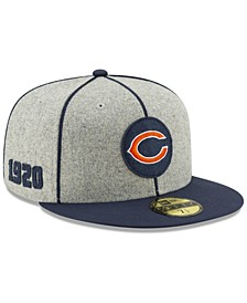 Chicago Bears On-Field Sideline Home 59FIFTY-FITTED Cap