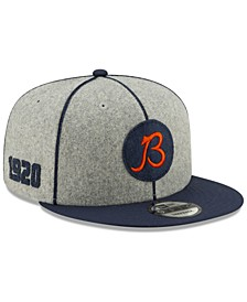 Chicago Bears On-Field Sideline Home 9FIFTY Cap