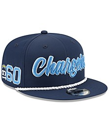 Los Angeles Chargers On-Field Sideline Home 9FIFTY Cap