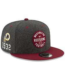 New Era Washington Redskins On-Field Sideline Home 9FIFTY Cap