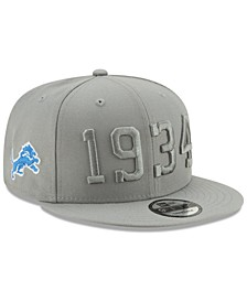Detroit Lions On-Field Alt Collection 9FIFTY Snapback Cap