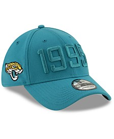 New Era Jacksonville Jaguars On-Field Alt Collection 39THIRTY Stretch Fitted Cap
