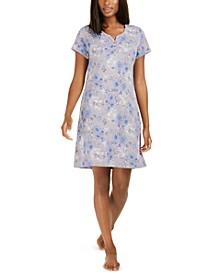 Cotton Sleepshirt Nightgown, Created for Macy's